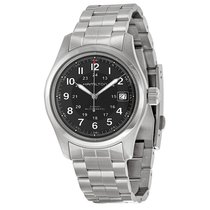Hamilton Men's H70455133 Khaki Field Watch