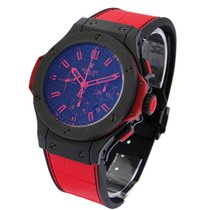 Hublot Big Bang All Black Red in Ceramic