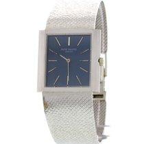 Patek Philippe Men's  Vintage 18K White Gold Watch