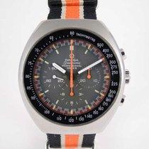 "Omega Speedmaster mark II ""Racing Dial"" orange/grey..."