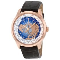 Jaeger-LeCoultre Geophysic Universal Time Automatic Blue Lacquer