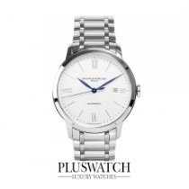 Baume & Mercier Classima Silver Dial Stainless Steel 40mm M