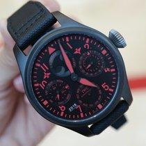 IWC Big Pilots Perpetual Calendar Boutique Edition Ceramic Watch