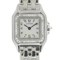 Cartier Panthere Lady Oro Bianco diamanti art. Ca176