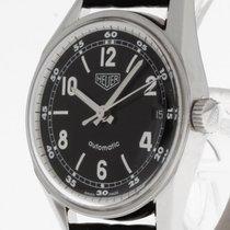 Heuer Carrera Re-Edition Automatik Stahl Ref. WS 2111