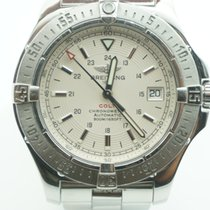 Breitling COLT ii Chronometre Stainless Steel White Dial