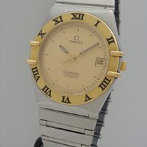 Omega Constellation Automatik Chronometer Stahl-Gold18k/750 ...