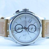 Hamilton Herren Uhr Khaki Automatik 43mm W-wind Chronograph...