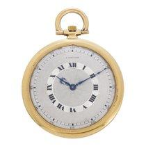 Cartier Art Deco 1940's Pocket Watch