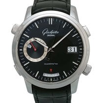 Glashütte Original Senator Diary Alarm Watch 100-13-02-02-04