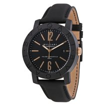 Bulgari Men's BBP40BCGLD Bvlgari CarbonGold Watch