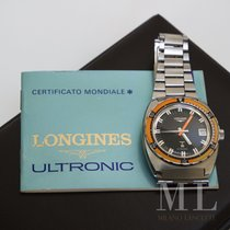 Longines ULTRONIC Oversize Diver