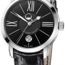 Ulysse Nardin Classico Luna 40mm 8293-122-2/42 Stainless Steel
