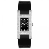 Tissot Ttrend Bellflhour Black Diamond Dial