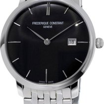 Frederique Constant Slim Line Automatic Stainless Steel...