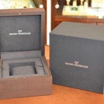 Girard Perregaux Wooden Box  With Booklets. Approx 1717cm