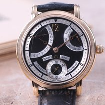 Maurice Lacroix Masterpiece Retrograde Calendrier Rose Gold