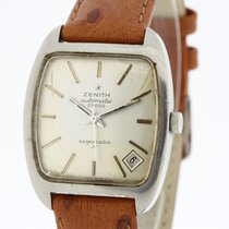 Zenith 28800 Automatic Respirator Vintage Watch Cal. 2562PC...