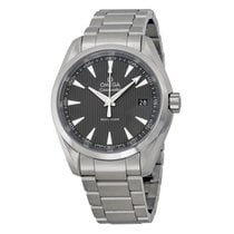 Omega Seamaster Aqua Terra Stainless Steel Mens Watch 231.10.3...