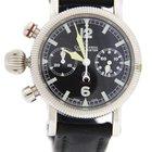Chronoswiss TimeMaster Flyback Left Handed Stainless Steel