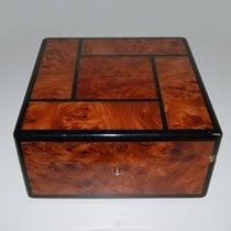 Blancpain Holzbox Mahagoni