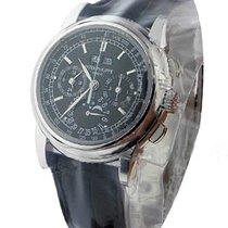 Patek Philippe 5970P 5970 Platinum Perpetual Calendar Chronogr...