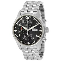 IWC Pilot Spitfire Automatic Chronograph Dial Men's Watch
