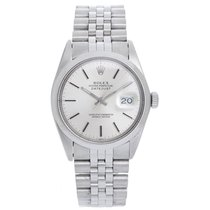 Rolex Oyster Perpetual Men's Stainless Steel Watch 16000