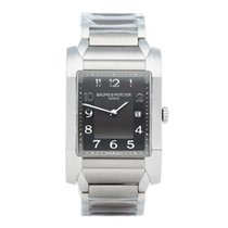 Baume & Mercier Hampton Stainless Steel Ladies MOA10021