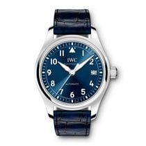 IWC Pilots Blue Dial Automatic 36 mm IW324008