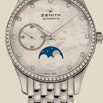 Zenith Elite Ultra Thin Lady Moonphase 33mm Ladies Watch