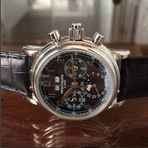 Patek Philippe 5004 P with  very rare Black Arabic Dial