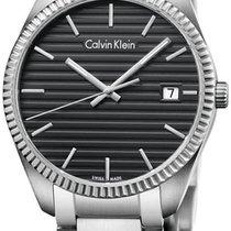 ck Calvin Klein Alliance Gent K5R31141 Herrenarmbanduhr...