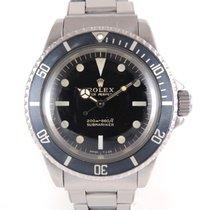 "Rolex Submariner 5513 GILT ""Steve McQueen"""
