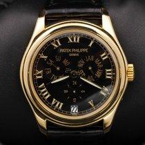 Patek Philippe - 5035J - Annual Calendar - Black Dial - RARE -...