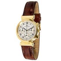 IWC DaVinci 3739 Unisex Watch in 18K Yellow Gold