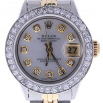 Rolex Datejust Automatic-self-wind Womens Watch 6516