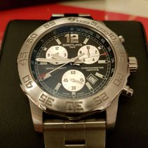 Breitling Colt Chronograph II A73387-018  Stahl 2012