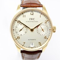 IWC Portugieser Automatic 7 Tage Roségold