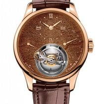 Zenith Academy Christophe Colomb Tribute To Cohiba 18k Rose...