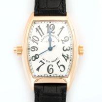 Franck Muller Secret Hours Rose Gold Ref. 7880 SE H I
