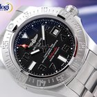 Breitling Avenger II Seawolf Automatic Chronometer 3000m Diver...