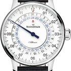 Meistersinger Adhaesio 43 mm AD901 White Dial