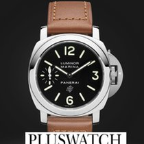 Panerai LUMINOR MARINA LOGO ACCIAIO - 44MM PAM00005 PAM005 005