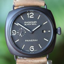Panerai PAM 505 Radiomir Composite Black Seal 3 Day