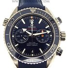 Omega stainless steel Co-Axial Planet Ocean Seamaster Chronograph