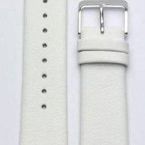 Kopenhagen Lederband weiß 20mm 714S.1.20.09.2