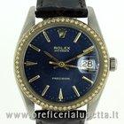 Rolex Precision Ghiera con Diamanti Aftermarket 6694