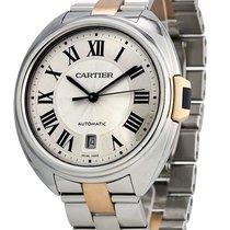 Cartier Cle de Cartier Men's Watch W2CL0002