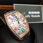 Franck Muller Cally - 5850 SC COL DRM D 1R 5N Rose Gold Colour...